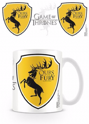 Game of Thrones Baratheon - MUG (11oz) (Brand New In Box)